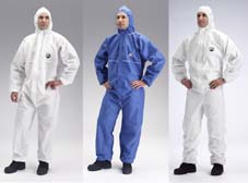 More info on Proshield®  Basic Hooded Disposable Coveralls